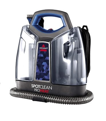 Bissell SpotClean ProHeat Carpet Cleaner Blue