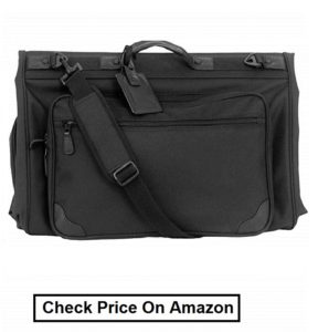 Mercury Luggage Tri-Fold Garment Bag