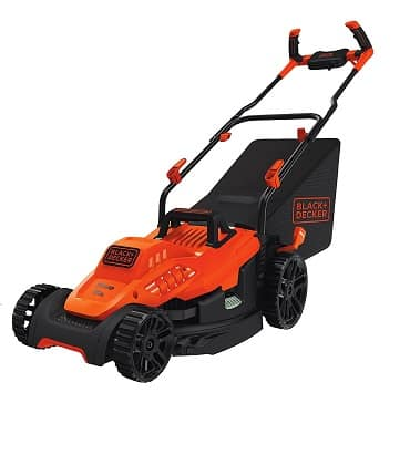 BLACK+DECKER Electric, 15 AMP Lawn Mower