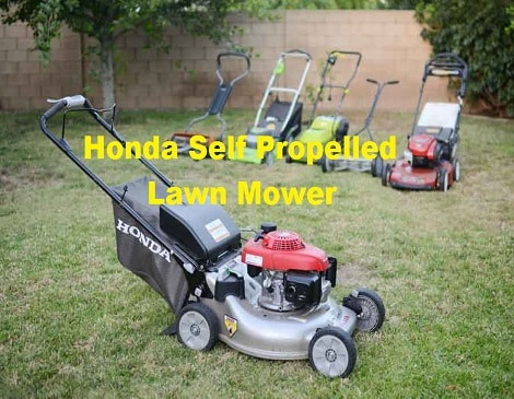Honda Self Propelled Lawn Mower Reviews 2019