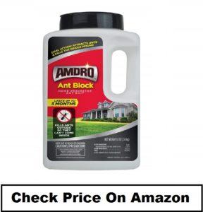 AMDRO Bait pellets for unique ants for the perimeter