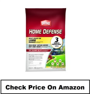 Ortho Home Defense 25-Lb. Insect Killer for Lawns