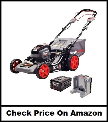 POWERWORKS 60V 21-inch SP Mower