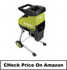 Sun Joe 1.7-Inch Electric Silent Wood Chipper