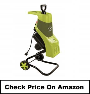 Sun Joe 15-Amp Electric Wood Chipper & Shredder