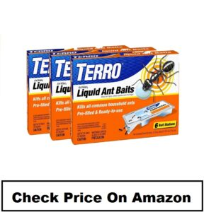 TERRO PreFilled Liquid Ant Killer II Baits