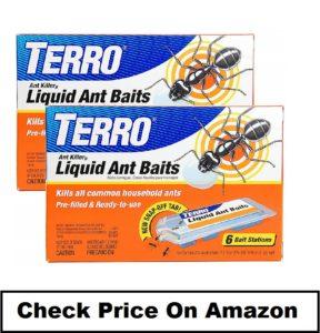 TERRO T300B Pack of 2 liquid ant baits