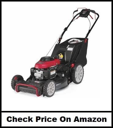 Troy-Bilt TB330 21-inch 3-in-1 Rear Wheel Drive mower