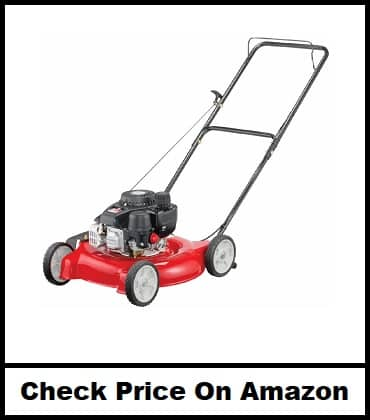 Yard Machines Push Gas Lawn Mower