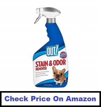 OUT! Pet Stain & Odor Remover