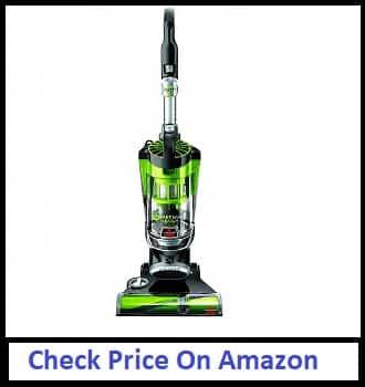 Eureka PowerSpeed Pet Bagless Upright Vacuum and LED Headlight
