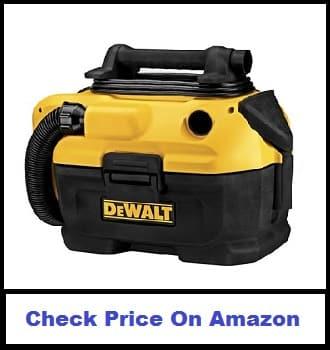 DEWALT 18 20V MAX Vacuum, Wet Dry