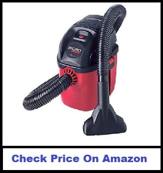 Shop-Vac 2021000 Micro Wet Dry Vac Portable Compact