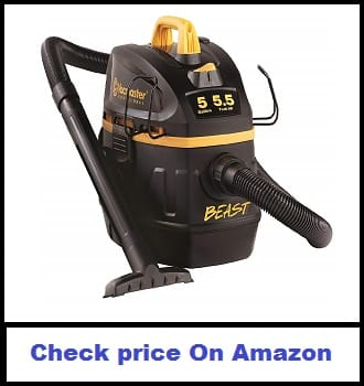 Vacmaster Professional Wet Dry Vac