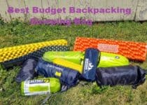 Best Budget Backpacking Sleeping Bag