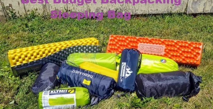Best Budget Backpacking Sleeping Bag