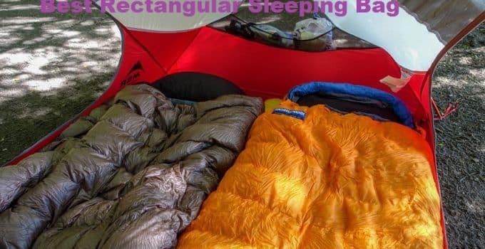 Best Rectangular Sleeping Bag