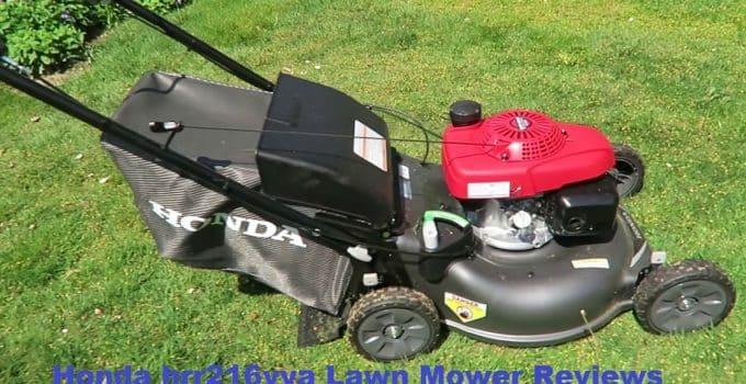 Honda hrr216vya Lawn Mower Reviews