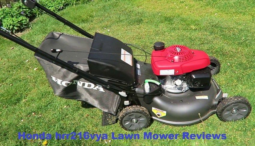 Honda hrr216vya Lawn Mower Reviews