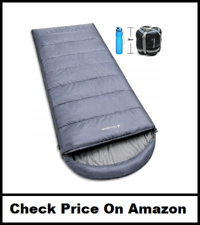 Norsens Warm Weather Sleeping Bags for Adults