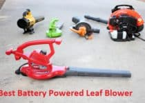 Best Battery Powered Leaf Blower