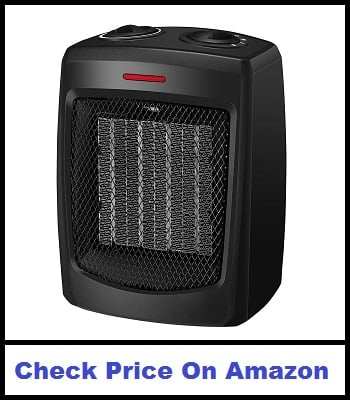 Andily Space Electric Heater