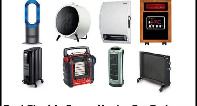 Best Electric Space Heater For Bedroom