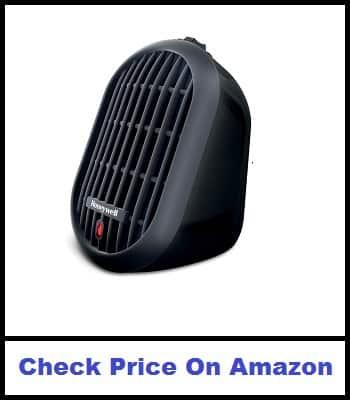 Honeywell HCE100B Bud Ceramic Efficient Space heater