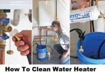 How To Clean Water Heater