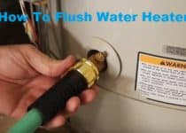 How To Flush Water Heater
