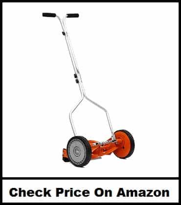 American Lawn Mower Co. Push Reel Lawn Mower