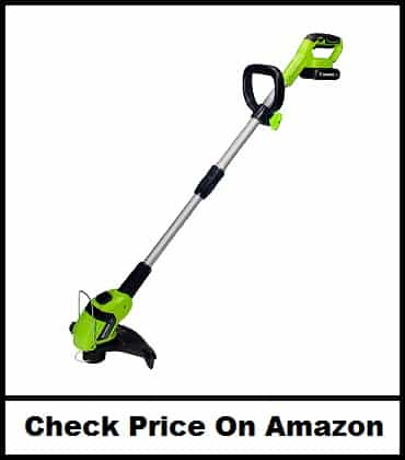 Earthwise LST02010 20-Volt 10-Inch