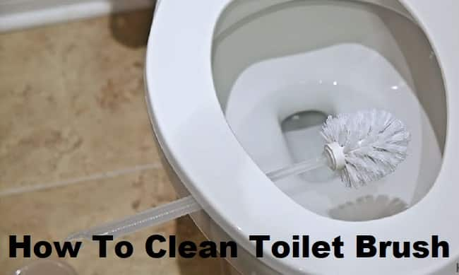 How To Clean Toilet Brush