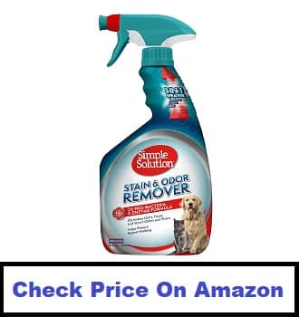 Simple Solution Pet To Stains and Odor Remover