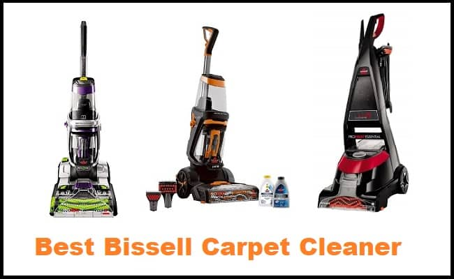Best Bissell Carpet Cleaner