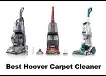 Best Hoover Carpet Cleaner