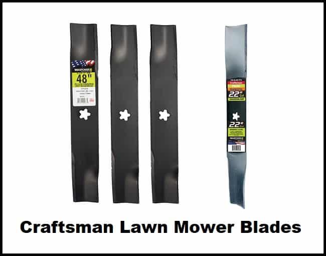 Craftsman Lawn Mower Blades