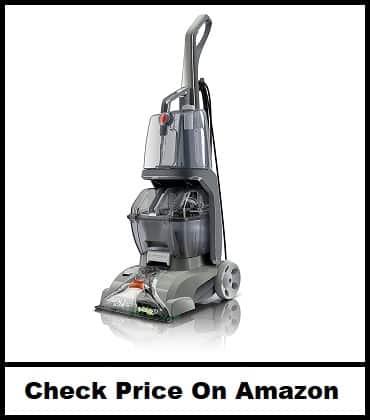 Hoover Turbo Scrub Carpet Cleaner, Blue