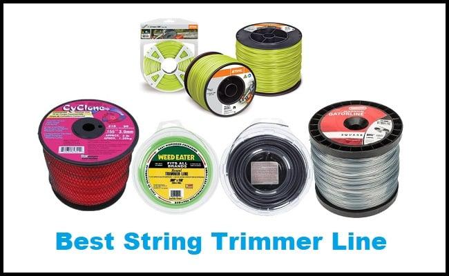 Best String Trimmer Line