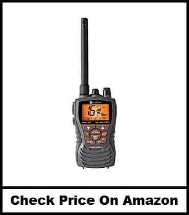 Cobra MR HH350 FLT Handheld Floating VHF Radio