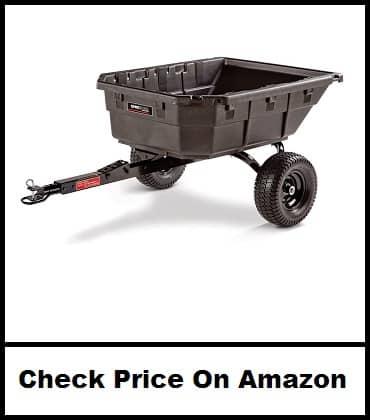 Ohio Steel 4048PHYB Pro Grade Hybrid Tractor ATV Cart