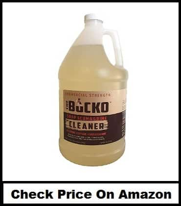 The Bucko Soap Scum and Grime Cleaner