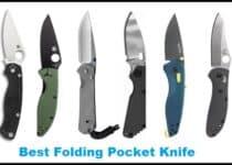 Best Folding Pocket Knife