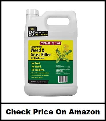 Compare Concentrate Grass and Weed Killer