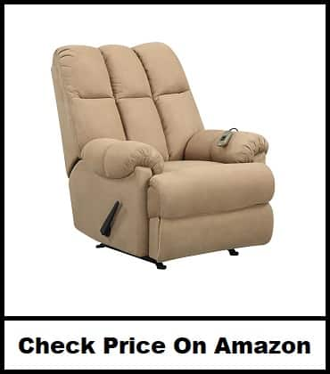 Dorel Living Padded Recliner Chairs