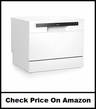 HomeLabs Kitchen Portable Dishwasher