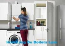 How Long Do Boilers Last