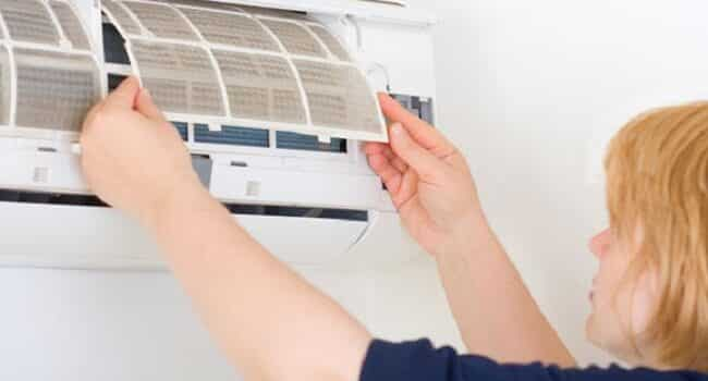 How To Install AC Filter Airflow
