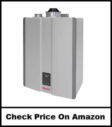 Rinnai i120SN Condensing Gas Boiler