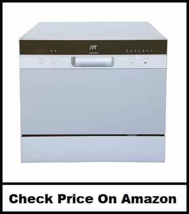 SPT SD Countertop Dishwasher